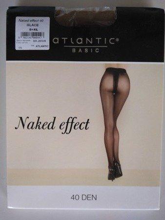 BLT-004 Rajstopy Naked Effect  (40 DEN) Glace